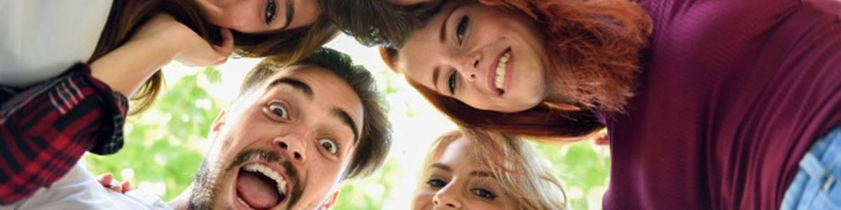 Thames International published the photo of Group of the smiling students represents Education System in Australia