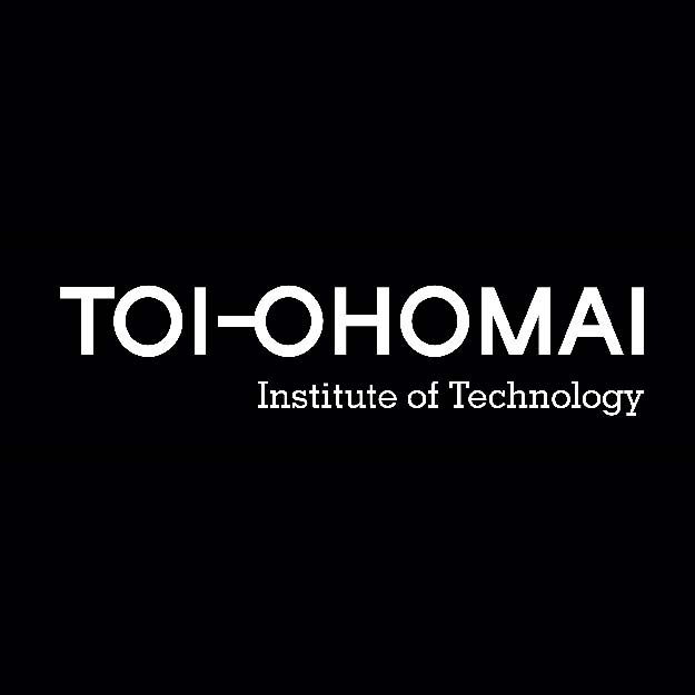 Toi-Ohomai logo New Zealand brought you by Thames International