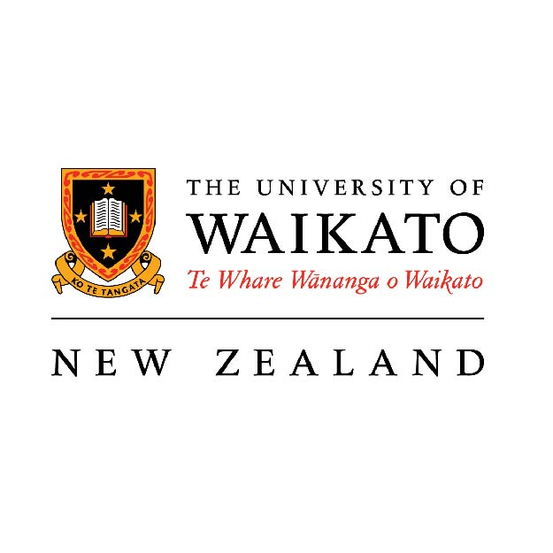 The University of Waikato logo New Zealand brought you by Thames International