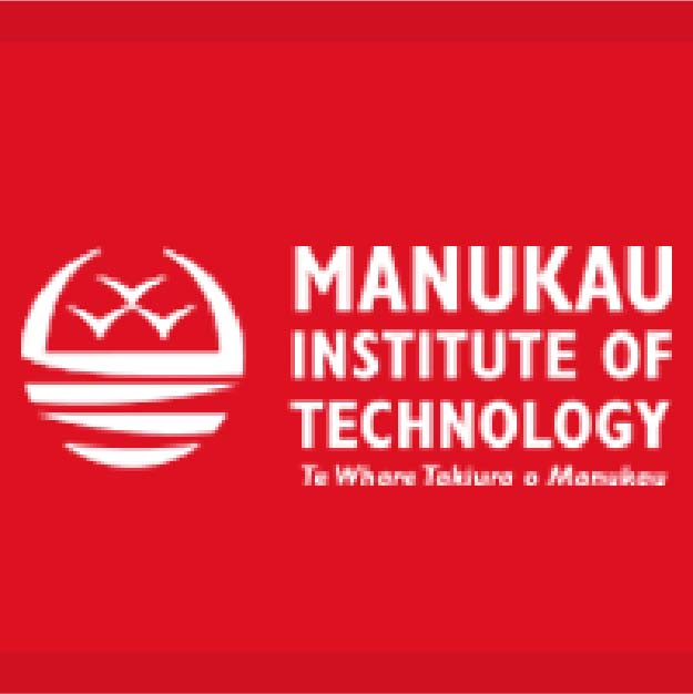 Manukau Institute of Technology logo New Zealand brought you by Thames International
