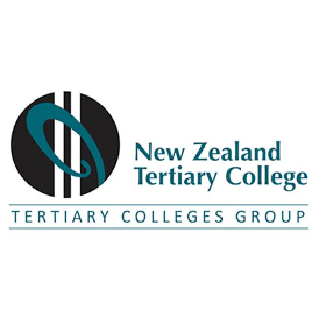 New Zealand Tertiary College logo New Zealand brought you by Thames International