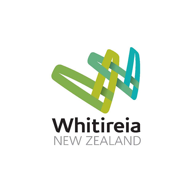 Whitireia logo New Zealand brought you by Thames International