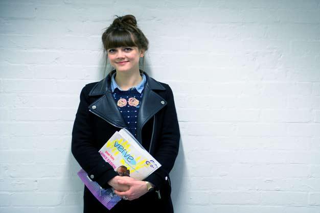 This British girl represents Thames International for Universities in UK