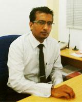 Mr Chinthana Vithanage - Managing Director of Thames International