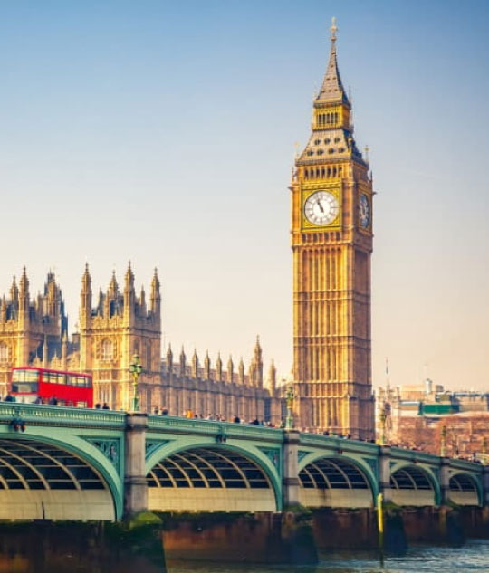 UK with Thames international