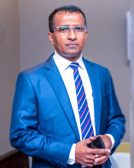 Mr. Chinthana Vithanage - Managing Director Thames