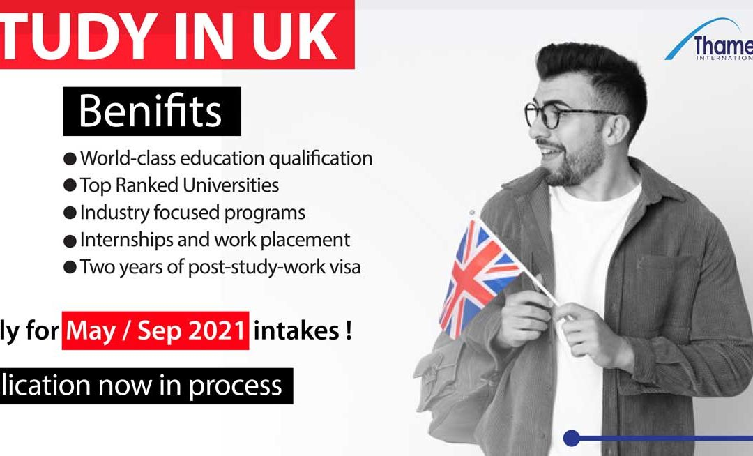 Benefits of Studying in UK